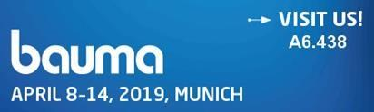Bauma 2019 – Meet new MSK Super Supplier!