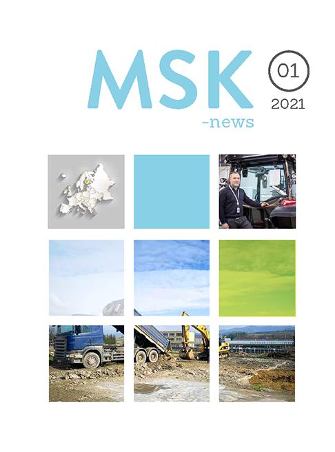 MSK-news published