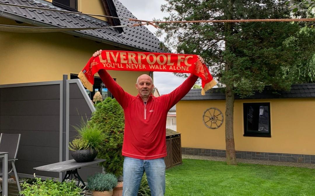 Jalkapallofani Jens Hoppe